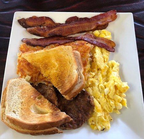 Cowboy Cafe: Wake Up Breakfast