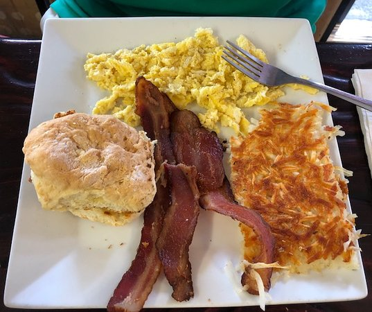 Cowboy Cafe: Combo Breakfast