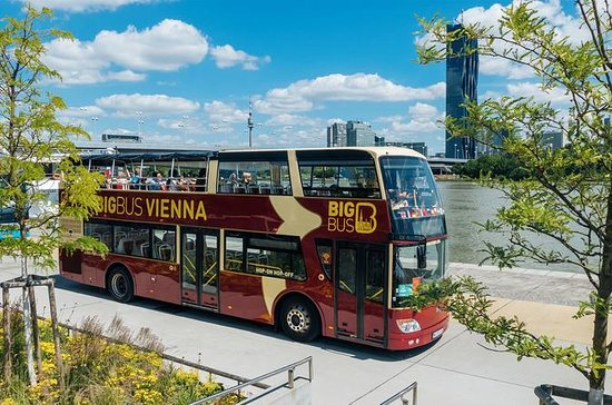 Big Bus Hop-on-Hop-off-Tour durch Wien