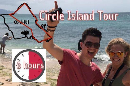 Small Group Oahu Circle Island Tour