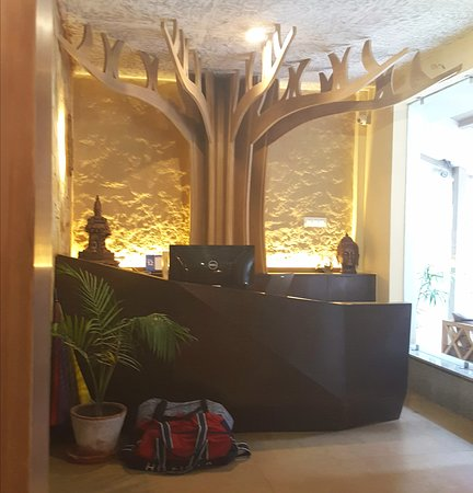 Bodhi Boutique Hotel: Lobby