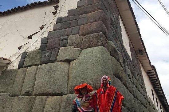 Tour de medio día por la ciudad de Cusco
