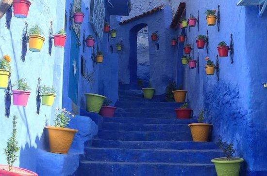 Dagstur från Fez till Chefchaouen