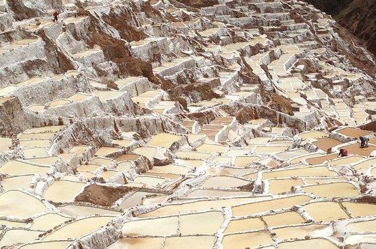 Chinchero - Moray og Maras saltdammer
