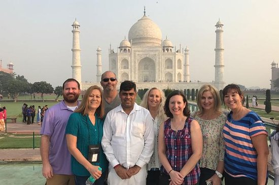 Triangle Tour Package From Jaipur without hotel