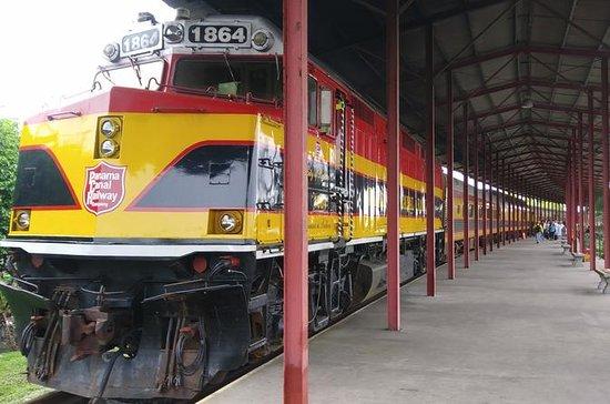 Dagstur Panama Canal, Railway og San...