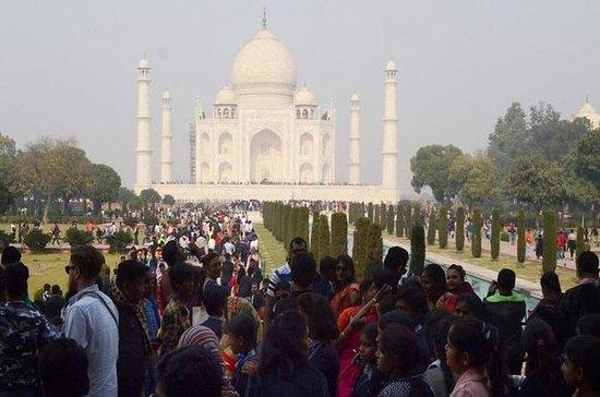 Buchen Taj Mahal, Agra Fort...