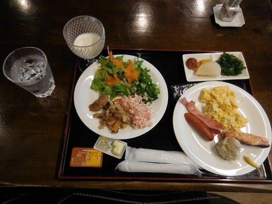 Hotel 23 Shoku Ing Bar Kashiko: 朝食です