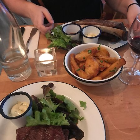 Restaurant flesh restaurant dans paris avec cuisine barbecue grillades - Cuisine 21 douai ...