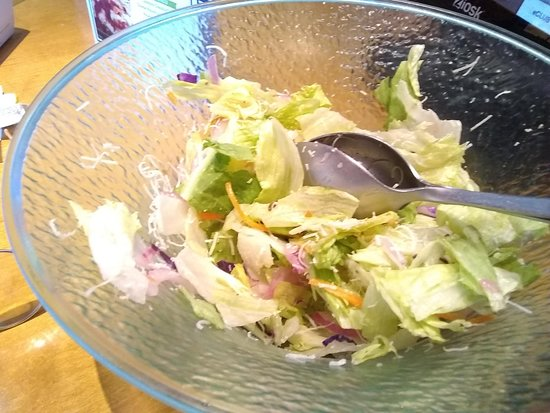Olive Garden: Salad!