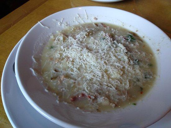 Olive Garden: Zuppa Toscana