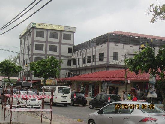 Nadias Hotel: Amazing view