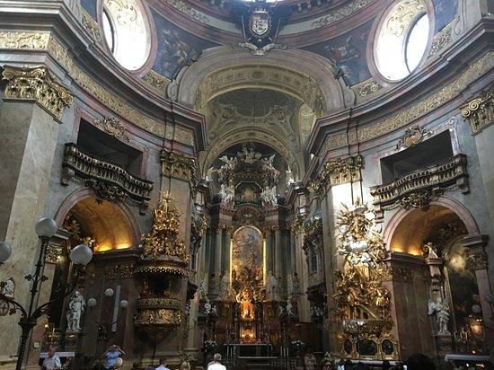 Peterskirche: St Peter's Church