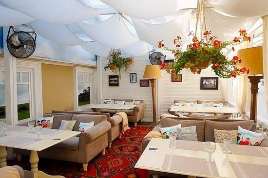 Elarji Restaurant: Relaxing restaurant