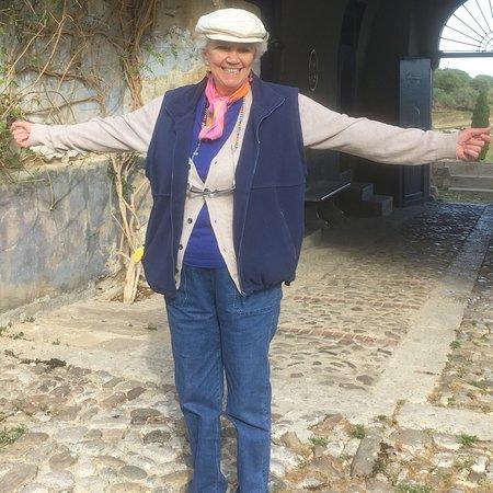 Vallelunga Pratameno, Italia: Indomitable Rosemarie