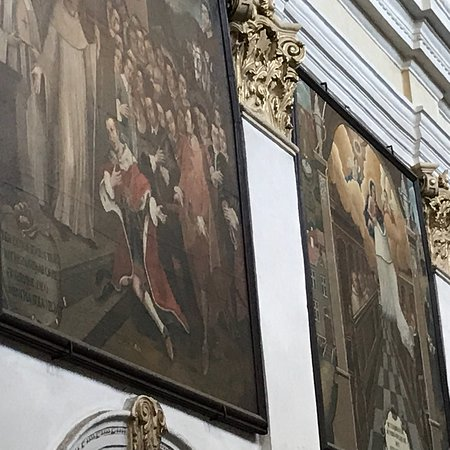 Bazylika Wniebowzięcia Najświętszej Maryi Panny: Internal abbey