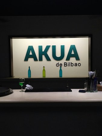 Bilde fra AKUA de Bilbao, Spanish Tapas Restaurant