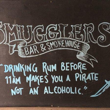 Bilde fra Smugglers Bar and Smokehouse