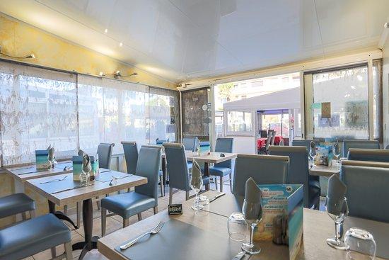 Restaurant Chez Laurent: salle restaurant interieur