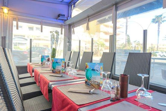 Restaurant Chez Laurent: terrasse