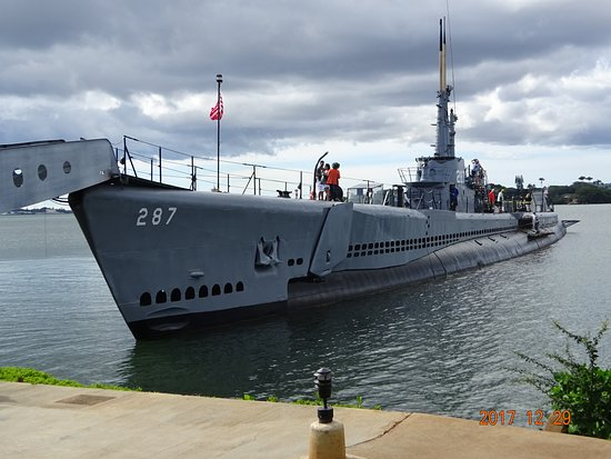 対馬丸を撃沈した潜水艦ボーフィ...