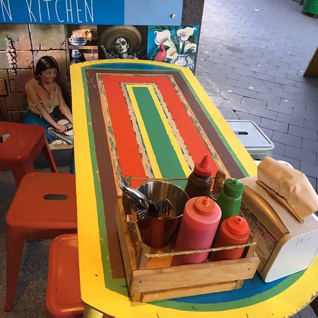 Valokuva: Caribe Latin Kitchen
