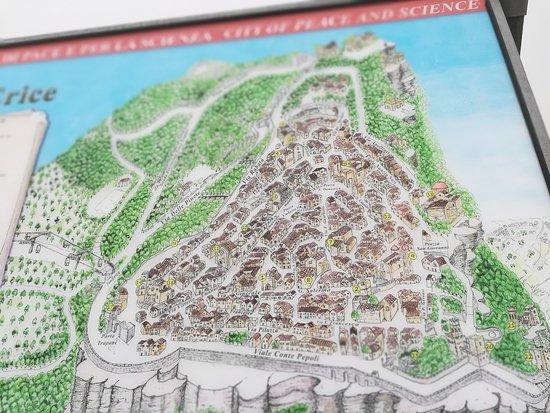 Giardini del Balio: Erice