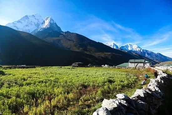 Himalayan Adventure: Everest region