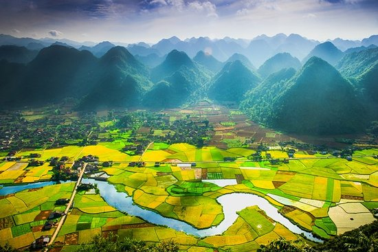Lang Son, Vietnam: Day tours to Bac Son valleys