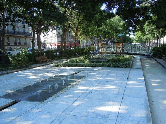 Square Bréguet Sabin