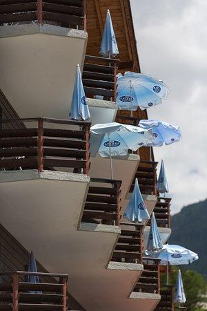 Hotel Le Beausite: Façade de l'hôtel