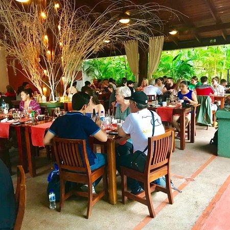 En Hotel Playa Espadilla Gardens,Puerto Escondido Rest fue nuestra mejor opción,ahora con Morpho