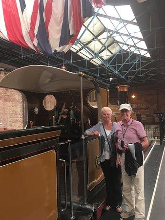 国家铁路博物馆照片