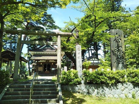 Tsuruoka Gokoku Shrine