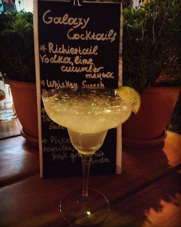 Galaxy Hotel: Galaxy Cocktails