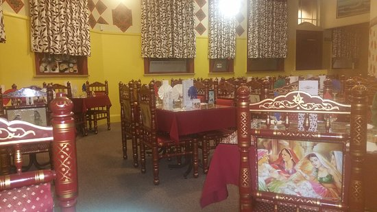 Sangam Indian Restaurant: Sangam Napier