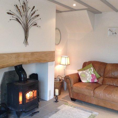 Chillington, UK: lounge