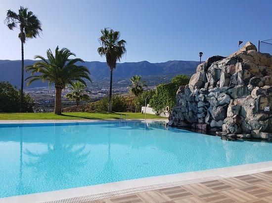 Hotel Las Aguilas: Pool 1 mit traumhaftem Ausblick