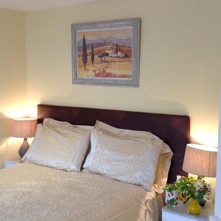 Chillington, UK: double room