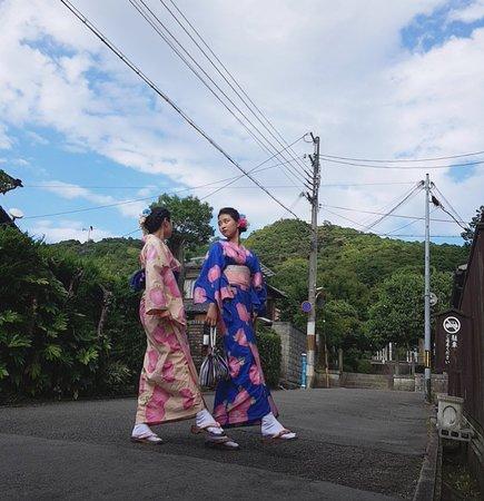 Kyoto Kimono Rental Sakura