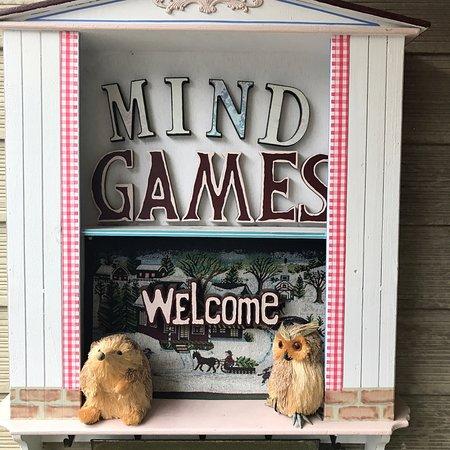 Pension Mind Games: ペンションマインドゲーム