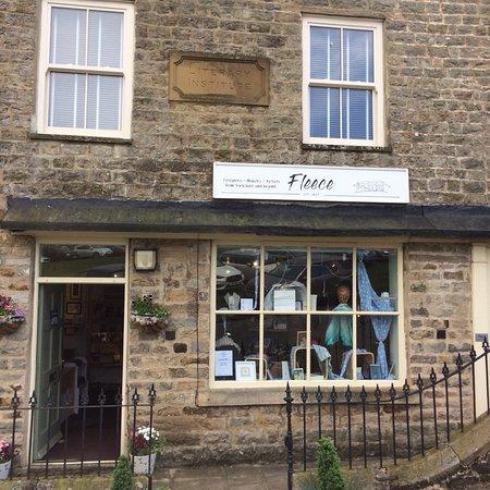 Reeth, UK: Fleece