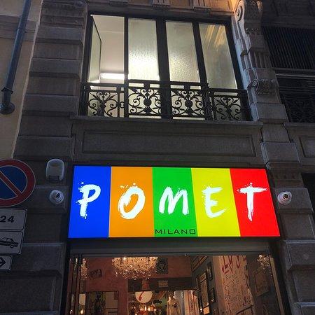 Bilde fra POMET by Pasquale Pometto
