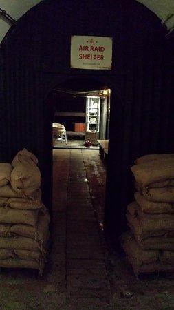 Bilde fra Jersey War Tunnels - German Underground Hospital