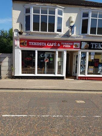 Tekosta Cafe Turkish Pizza Runcorn Restaurant Reviews