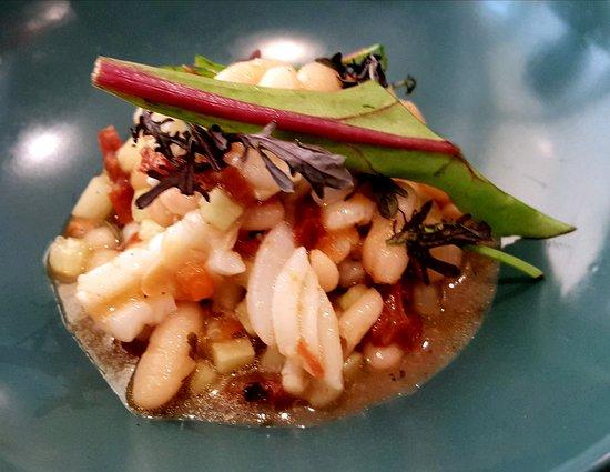 Bird Restaurant: encornets,lingots