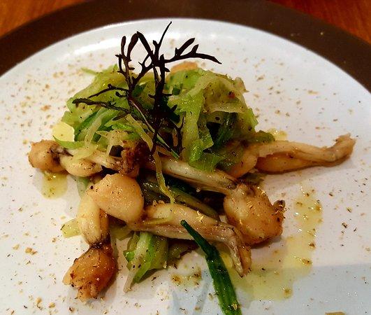 Bird Restaurant: grenouilles