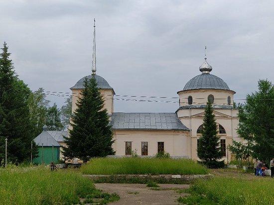 Syktyvkar, Russie: Свято-Вознесенский храм