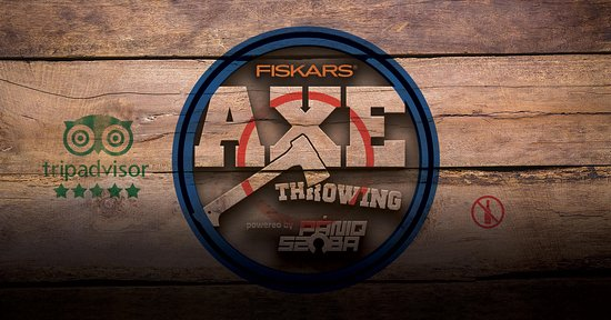‪Axe Throwing‬
