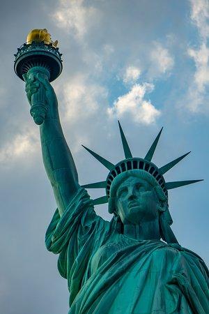 Статуя Свободы: Staue of Liberty